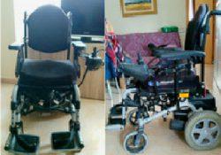 Fotografías de silla de ruedas