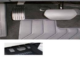 fotografía del pedal de acelerado para pie izquierdo