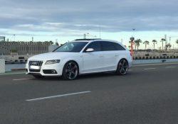 Audi s4 blanco