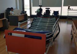 cama con elevacion medley